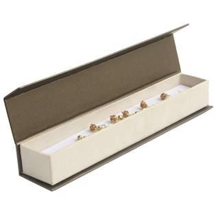 Dárková krabička na náramek, magnetické zavírání