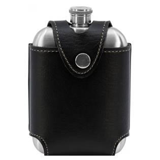 Ocelová kapesní lahev - placatka 170ml