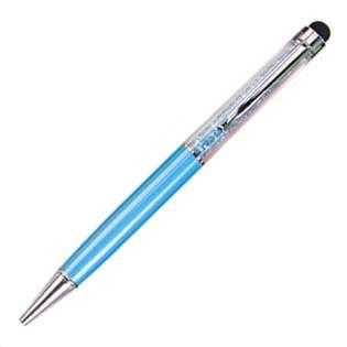 Kuličkové pero/stylus, barva tyrkysová
