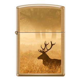 ZIPPO zapalovač Zippo Deer in the Mist