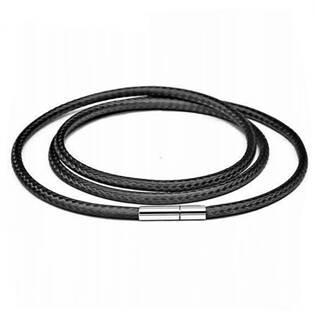 Splétaný náhrdelník, tl. 1,5 mm, délka 50 cm